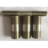 China Chromium Nickel Alloy Fasteners UNS N06022 W.Nr.2.4602 Hastelloy C22 Bolt Nut Washer Stud on sale