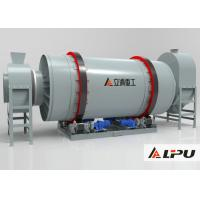 China 2.8×6 Three Cylinder Industrial Drying Equipment For Quartz Powder , Sand Dryer on sale