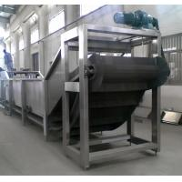 Quality High Capacity Pickle Processing Equipment Automatic / Manual Control For Cucumber for sale