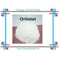 Quality Orlistat CAS 96829-58-2 Weight Loss Powder White Crystalline Powder for sale
