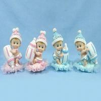 Quality Baby Craft, Made of Polyresin, Measuring 9 x 6.3 x 12.2cm for sale