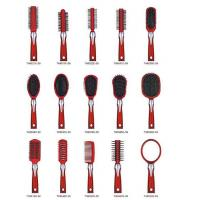 Quality Rubber Finish Hair Brush for sale