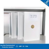 Quality Single Magnesium Rockwool Panels Excellent Fireproof Construction Composite Panel for sale