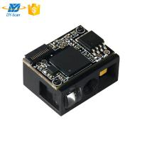 Quality Quick 2D CMOS Barcode Scanner Module 25CM/S Decoding Speed 640*480 Resolution for sale