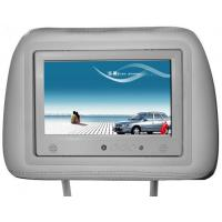 China Wireless HD Automotive Car back Seat 9 Inch LCD Screen network version on sale