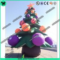 Quality 3m,5m Advertising Oxford Inflatable Tree,Event Inflatable Christmas Tree for sale