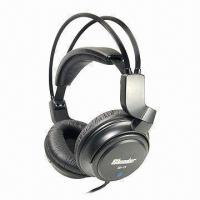 Buy cheap Deluxe Hi-fi Monitor Stereo Headphones with 30mm Driver from wholesalers