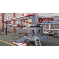 China 17m 18m 3 Arms Detachable Arms Concrete Placing Boom Placer with Proportional Valve on sale