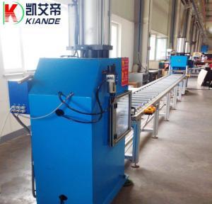 Gas - Hydraulic Booster Press CNC Busbar MachineBusbarAssemblySystem