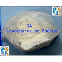 Quality Synthroid Weight Loss Steroids Levothyroxine Sodium T4 Muscle Building CAS 25416-65-3 for sale