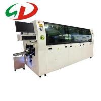Quality Automatic Wave Soldering Led Dip Wave Soldering Computer300 for sale
