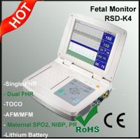 Quality Latest Design 10 Inch Multi Function Fetal Monitor Device for sale