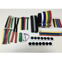 Quality Flexible  Cable Wrap Roll , Screw - Mountable  Ties For Cables for sale