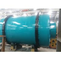 Quality Three Drum Rotary Drum Dryer Mineral Dryer Plant 1500 Shell Diameter for sale