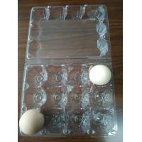 Buy quail egg trays 30 holes egg trays blister packing factory supply PVC at wholesale prices