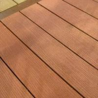 China Composite Wood Decking Board, 100% Recyclable, Moisture-/Water-resistant, Various Colors Available on sale