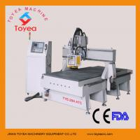 Buy LNC controlling system Automatic tool changer cnc router for making door TYE-25H at wholesale prices