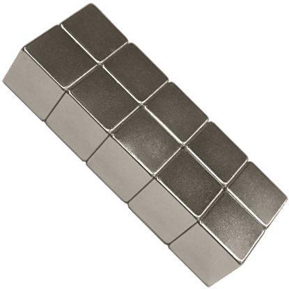 Buy N33-N52 sintered permanent neodymium magnet block for DC motors at wholesale prices
