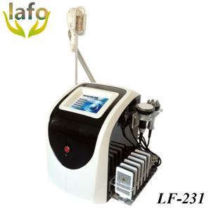 Quality 4 IN 1 Cavitation RF Lipo Laser Body Slimming Cryolipolysis Slimming Machine for sale