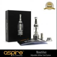 Quality 2014 best selling bottom dual coil glassomizer nautilus kit with best price for sale