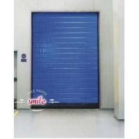Quality Easy Operating Cold Storage Roll Up Doors , Rapid Roller Shutter Doors for sale