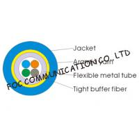 Quality Multicore Optical Fiber Cable Armored Flexible and Suitable For Long Distance for sale