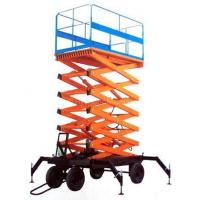 Quality mobile hydraulic scissor lifting platform for sale