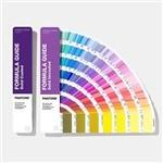 Quality 2019 Pantone CU Card GP1601A Formula Guide Coated / Uncoated Visualize Communicate Color For Graphics for sale
