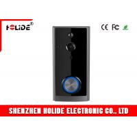 Quality 1080P CCTV Wireless Doorbell Camera Battery Powered Smart Doorbell Camera for sale