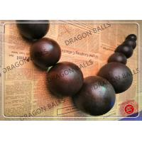 """Quality 1"""" - 8"""" Forged Steel Grinding Media Balls Durable Good Impact Resistance for sale"""