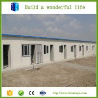 China HEYA high quality log cabin kits prefab movable house designs for kenya on sale