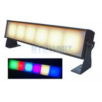 Quality Auto - Run Control Mode LED Stage Wash Lights Black Aluminum Housing for sale