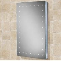 Quality lighted around the bathroom mirror for sale