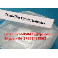 China High Purity Cancer Treatment Steroids powder Tamoxifen Citrate Nolvadex With Factory Price on sale