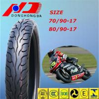 Quality Nom Certificate Mexico 70/90-17 Street Racing Motorcycle Tyre for sale