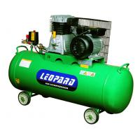 Quality One Stage 3HP 100L Rotary Air Compressor Belt Driven With Aluminum Pump Head for sale