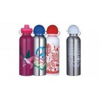 China 750ml Safest Custom Made Eco Friendly Reusable Stainless Steel Promotional Water Bottles on sale