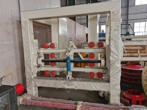 Quality Hydraulic Lifting Pallet Station For Forklift Loading for sale