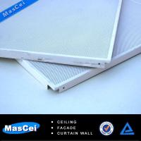 China Aluminum Ceiling Tiles and Aluminium Ceiling for Antique Metal Ceiling Tiles on sale
