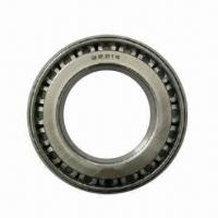 Quality Tapered roller bearing, consists of radial and axial loading for sale