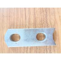 Quality Rust Resistant Concrete Lifting Inserts 7.5T Precast Construction Fittings for sale