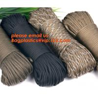 Quality Military standard barided Static Ropes, Air cargo restraint military pallet nets, Industrial Static Ropes work for posit for sale