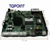 Quality 4 CH GPS JPEG2000 Mobile DVR Board (Ultra-compact Version) for sale