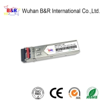 Quality ISO9001 40km 10g Tx1270nm Fiber Optic Transceiver Module for sale