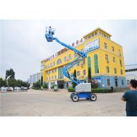 Quality Easily Adjust Hydraulic Scissor Lift Indoor Decoration Applied Uninterrupted Power Supply for sale