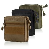 Buy Outdoor MOLLE Tactical Military Pouch Army Green Multi-Purpose molle gear pouch at wholesale prices