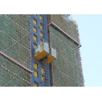 Quality Safety 2000 KG Per Cage Rack Pinion Hoist for sale