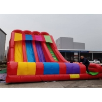 China New type Large Outdoor Inflatable Water Slide For Adults or Kids Water Park on sale