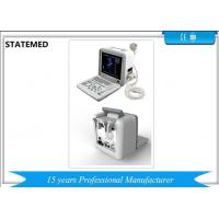 Buy cheap Sonography Clinic Portable Ultrasound Scanner 10 Inch 12 Month Warranty from wholesalers