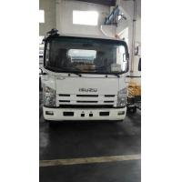 Quality Low Noise Wastewater Removal Trucks ISUZU / JAC / JMC Chassis For Aircraft for sale